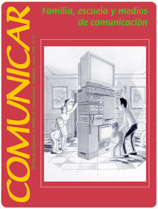 Revista Comunicar 10: La familia y los medios de comunicación