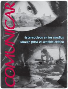 Revista Comunicar 12: Estereotipos en los medios: educar para el sentido crítico