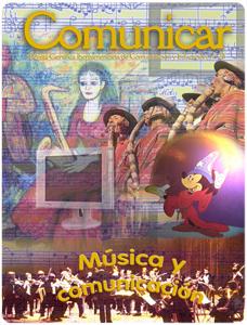 Revista Comunicar 23: Música y comunicación