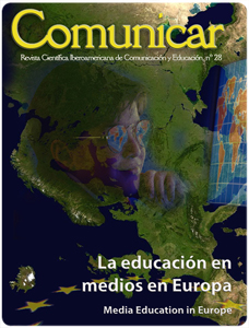 Comunicar 28: Media Education in Europe