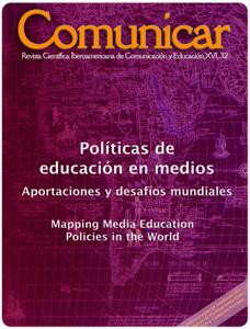 Revista Comunicar 32: Políticas de educación en medios
