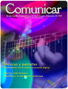 Comunicar 34: Musics and screens