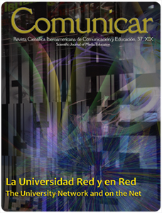Comunicar 37: La Universidad Red y en Red
