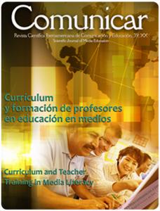Revista Comunicar 39: La formación de profesores en educación en medios