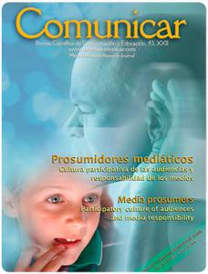 Revista Comunicar 43: Prosumidores mediáticos