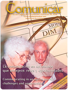 Revista Comunicar 45: La comunicación en un mundo que envejece