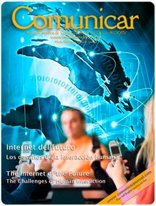 Revista Comunicar 46: Internet del futuro