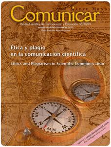 Revista Comunicar 48: Ética y plagio en la comunicación científica