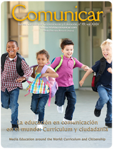 Comunicar 49: Media Education around the World: Curriculum and Citizenship