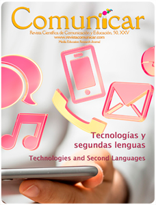 Revista Comunicar 50: Tecnologías y segundas lenguas
