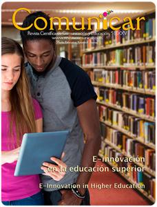 Revista Comunicar 51: E-innovación en la educación superior