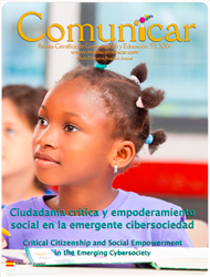 Comunicar 53: Critical Citizenship and Social Empowerment in the Emerging Cybersociety