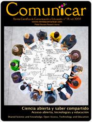 Revista Comunicar 54: Ciencia y saber compartidos. Acceso abierto, tecnologías y educación