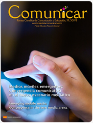 Comunicar 59: Emerging mobile media. Convergence in the new media arena
