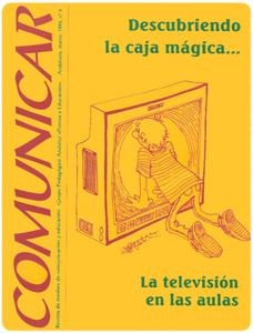 Revista Comunicar 6: La televisión en las aulas
