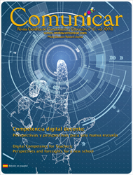 Comunicar 61: Digital Competence for Teachers. Perspectives and foresights for a new school