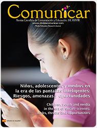 Revista Comunicar 64: Niños, adolescentes y medios en la era de las pantallas inteligentes: Riesgos, amenazas y oportunidades
