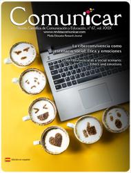 Revista Comunicar 67: La ciberconvivencia como escenario social: Ética y emociones