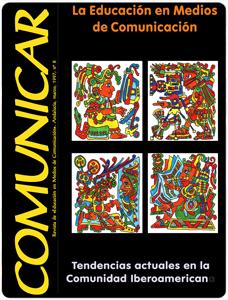 Revista Comunicar 8: La educación en medios de comunicación