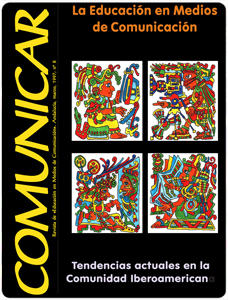 Comunicar 8: Education for Media consumption