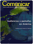 Comunicar 30: Audiences and screens in America