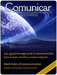 Comunicar 41: Black holes of Communication