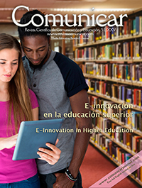 Comunicar 51: E-Innovation in Higher Education
