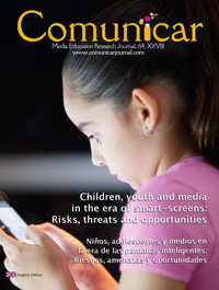 Comunicar 64: Children, youth and media in the era of smart-screens: Risks, threats and opportunities
