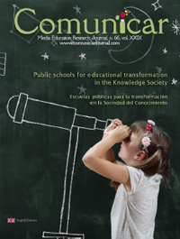 Comunicar 66: Public schools for educational transformation in the Knowledge Society