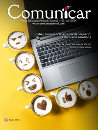 Comunicar 67: Cyber convivencia as a social scenario: Ethics and emotions