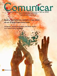 Comunicar 68: Redes, movimientos sociales y sus mitos en un mundo hiperconectado